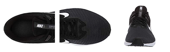 Nike Downshifter 9 negras