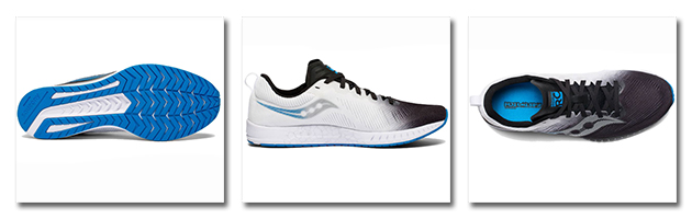 Saucony Fastwitch 9 hombre azul