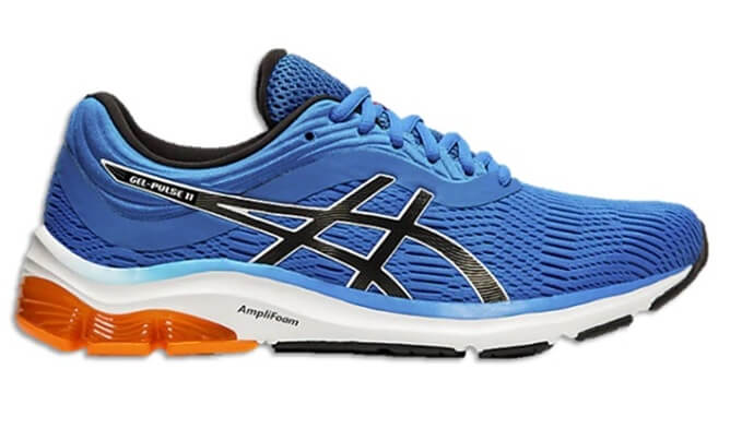 Asics gel pulse 11, media suela