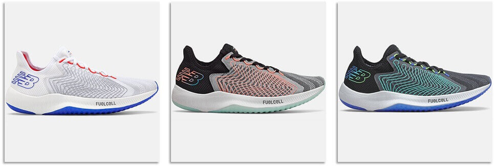 New Balance Fuelcell Rebel colores