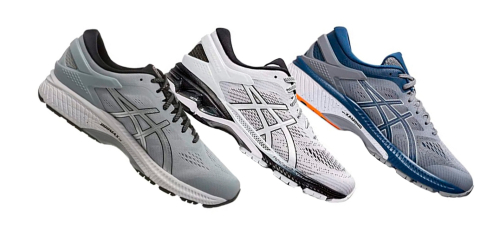 3 zapatillas en diagonal Gel Kayano 26