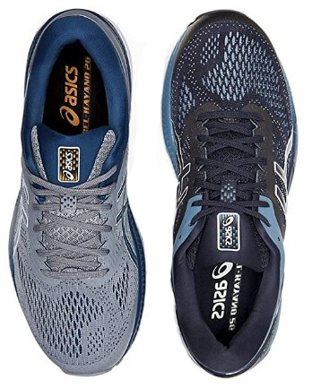 par de zapatillas Gel Kayano 26 cenital